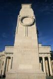 Het gedenkteken van de oorlog Stock Fotografie