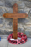 Het Gedenkteken van de Oorlog van de Falkland Eilanden - Falkland Eilanden Royalty-vrije Stock Fotografie