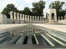 Het Gedenkteken van de Wereldoorlog II Stock Afbeelding
