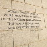 Het Gedenkteken van de Wereldoorlog II in Washington, D.C., de V.S. Stock Afbeeldingen