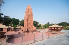 Het gedenkteken van Jallianwalabagh Stock Afbeelding