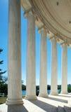 Het Gedenkteken van Jefferson Stock Foto