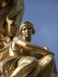 Het gedenkteken van koningin Victoria Royalty-vrije Stock Foto