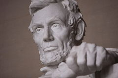 Het Gedenkteken van Lincoln Stock Foto's