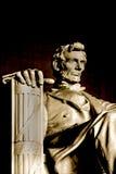 Het Gedenkteken van Lincoln Stock Afbeelding