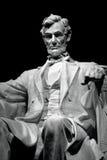 Het Gedenkteken van Lincoln Royalty-vrije Stock Afbeeldingen