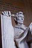 Het Gedenkteken van Lincoln Royalty-vrije Stock Foto's