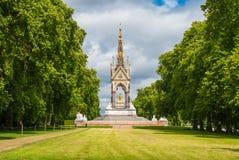 Het gedenkteken van Londen Stock Afbeelding