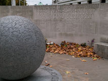 Het gedenkteken van Londen Kuta Royalty-vrije Stock Afbeeldingen