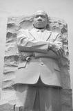 Het Gedenkteken van Martin Luther King in Washington Stock Foto