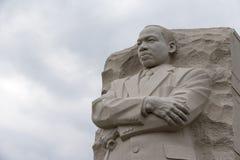 Het Gedenkteken van Martin Luther King in Washington DC Royalty-vrije Stock Foto