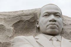 Het Gedenkteken van Martin Luther King in Washington DC Stock Foto's