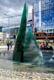 Het gedenkteken van Sarajevo, Bosnië-Herzegovina stock afbeelding