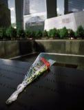 11 het Gedenkteken van september Stock Foto
