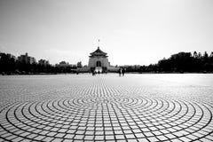 Het gedenkteken van Taiwan Chaing kai-Shek stock afbeelding