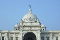 Het Gedenkteken van Victoria in Kolkata Royalty-vrije Stock Afbeeldingen