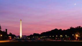 Het gedenkteken van Washington Stock Afbeelding