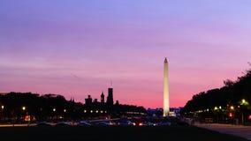 Het gedenkteken van Washington Stock Fotografie