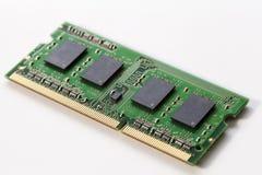 Het geheugen van de computer Stock Foto