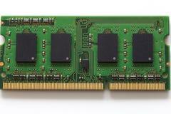Het geheugen van de computer Stock Fotografie