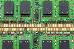 Het geheugen van de computer Royalty-vrije Stock Afbeeldingen