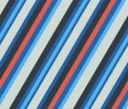 Het gekleurde van het kubussen naadloze patroon 3d teruggeven als achtergrond Royalty-vrije Stock Afbeelding