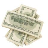 Het geld hoogste mening van de groep Royalty-vrije Stock Foto's
