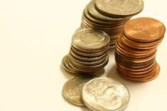 Het geld van de besparing Stock Afbeelding