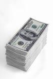 Het Geld van de Dollar van de V.S. Royalty-vrije Stock Foto