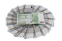 Het geld van de groep Royalty-vrije Stock Foto