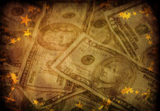 Het Geld van de V.S. Royalty-vrije Stock Fotografie