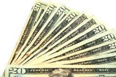 Het Geld van de V.S. Stock Afbeelding