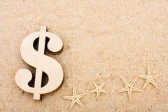 Het Geld van de vakantie Stock Foto