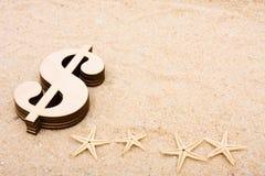 Het Geld van de vakantie Stock Afbeelding