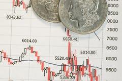 Het Geld van de voorraad Royalty-vrije Stock Afbeelding