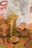 Het geld van Europa Royalty-vrije Stock Fotografie