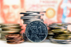 Het Geld van Filippijnen royalty-vrije stock afbeeldingen