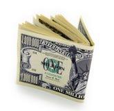 Het Geld van het contante geld Royalty-vrije Stock Afbeeldingen