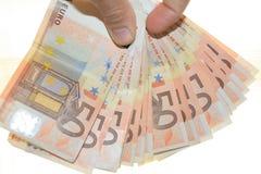 Het geld van het geld Royalty-vrije Stock Foto's