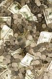 Het Geld van het Geld van het geld! Stock Fotografie