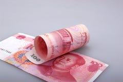 Het geld van Rmb Royalty-vrije Stock Foto's