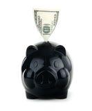 Het geldconcept van de besparing Royalty-vrije Stock Fotografie