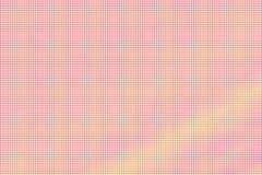 Het gele roze stippelde halftone Regelmatige subtiele gestippelde gradiënt Halftintachtergrond stock illustratie
