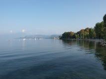 Het gelijk maken op de kust van het meer Garda Royalty-vrije Stock Fotografie
