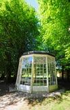 Het geluid van het Paviljoen van de Muziek - Salzburg stock foto's