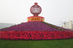het gelukkige Chinese nieuwe jaar van 2013 Stock Foto's