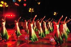 Het gelukkige Festival 2011 Foshan van de Oogst van de Daling Royalty-vrije Stock Afbeeldingen