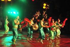 Het gelukkige Festival 2011 Foshan van de Oogst van de Daling Stock Foto's