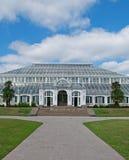 Het gematigde Huis bij Tuinen Kew stock fotografie