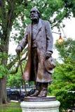 Het Gemeenschappelijke Edward Everett Hale monument van Boston royalty-vrije stock foto's